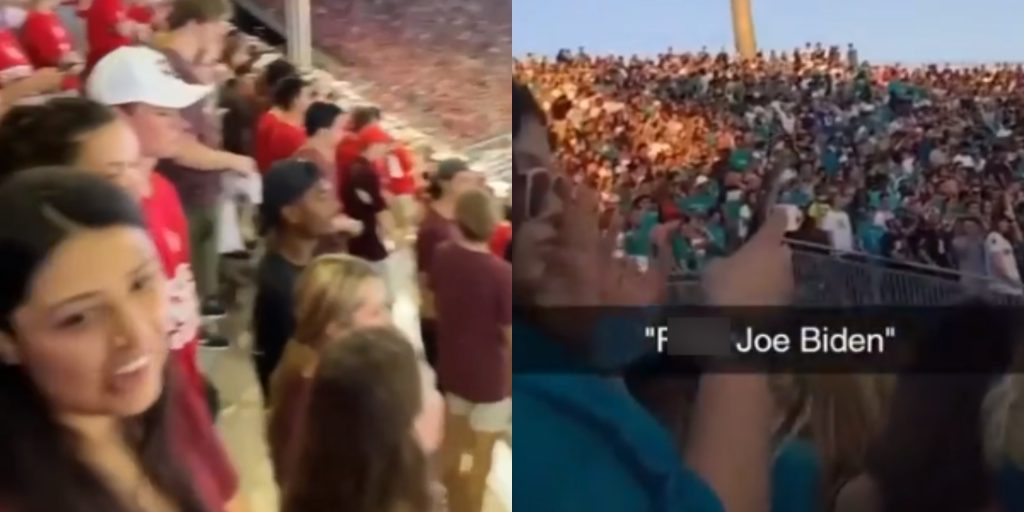 """""""f**k-joe-biden""""-gezang-in-alle-amerikaanse-college-voetbalstadions-van-kust-tot-kust-(video's)"""