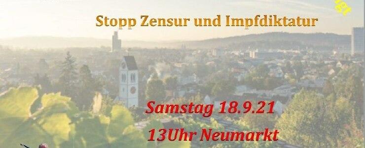 """demonstratie-in-winterthur:-""""stop-de-censuur-en-de-vaccinatiedictatuur"""""""