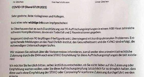 """medisch-genootschap-noordrijn-waarschuwt-zijn-leden-voor-""""booster""""-vaccinaties"""