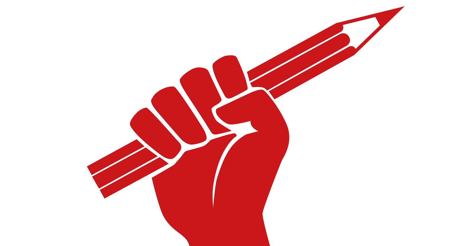 nobelprijs-voor-de-vrede-gaat-naar-journalisten-maria-ressa-en-dmitry-muratov,-teken-van-steun-voor-vrije-pers
