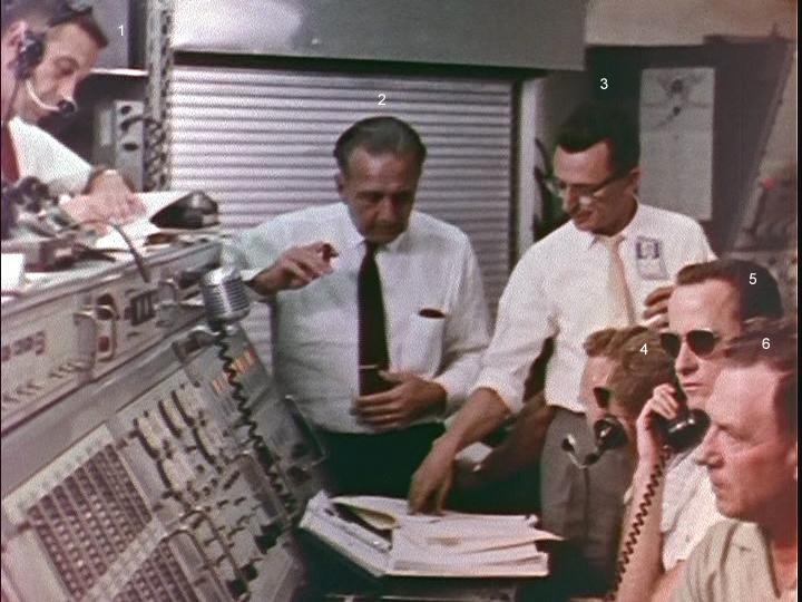 Mercury-Redstone MR-4/Liberty Bell 7 - (21.07.1961) Mercury-Redstone-4-Blockhouse-numbered