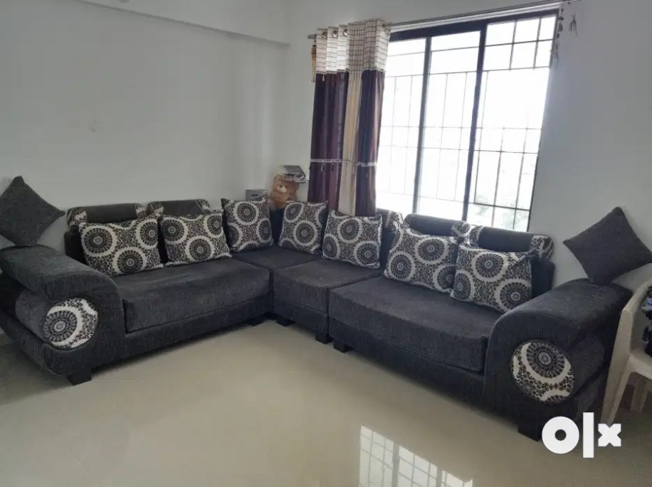 Groovy Second Hand Sofa Set In Gurgaon Olx Ibusinesslaw Wood Chair Design Ideas Ibusinesslaworg