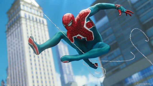 Image result for Marvel's Spider-Man - The Heist