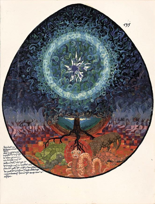 L'arbre de vie (1922), CG Jung