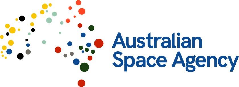 Australian Space Agency logo.