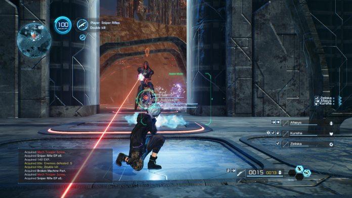 Image result for Sword Art Online: Fatal Bullet