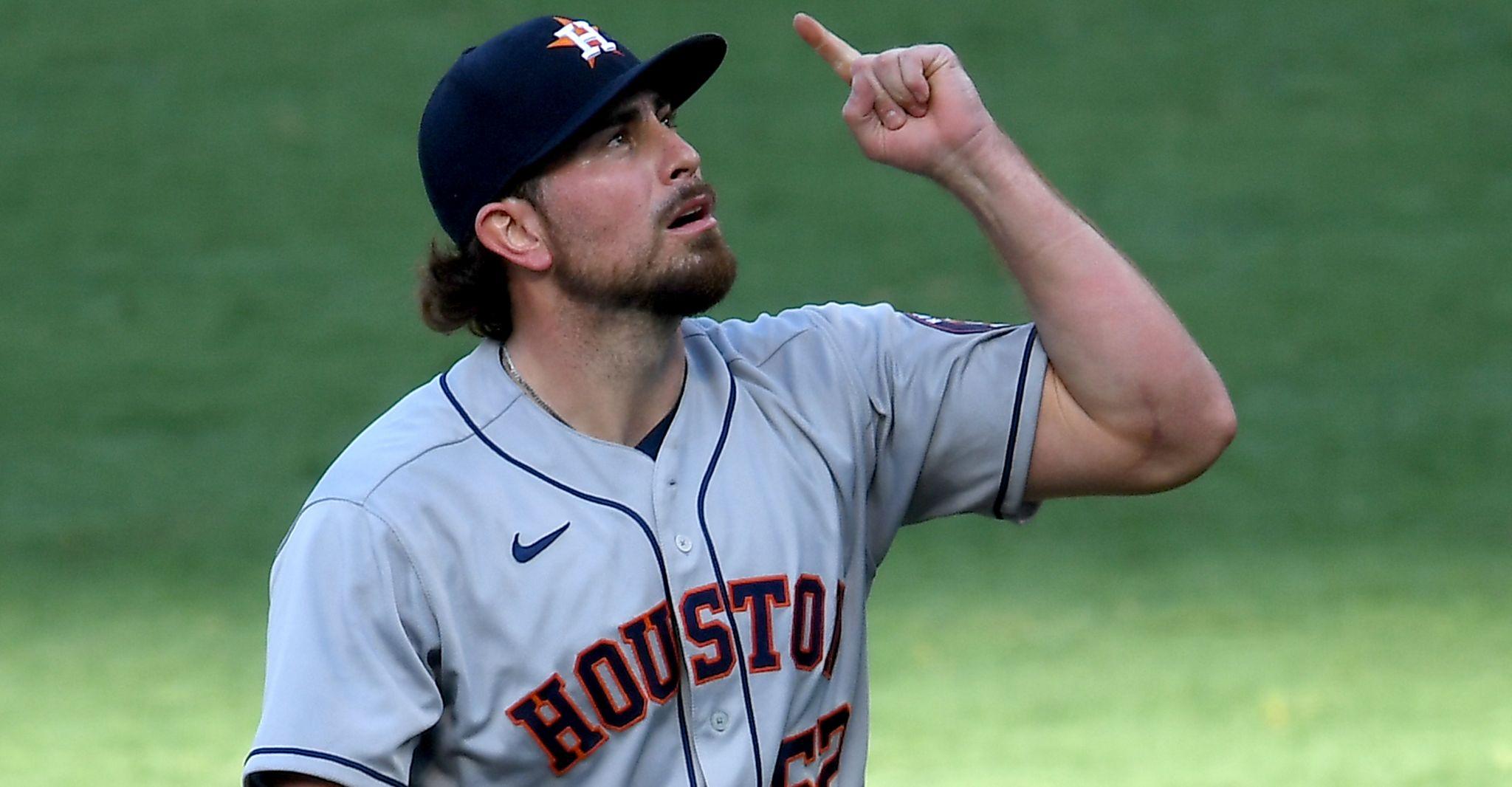 Six Shooter: The Astros Playoff Bullpen
