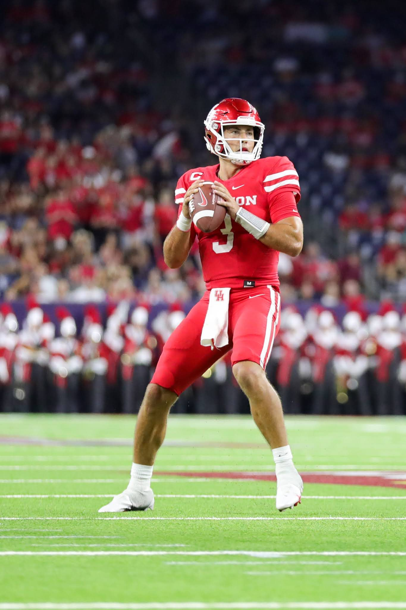 'One of the worst halves I've ever been a part': 2nd-half woes doom Coogs over Big 12's Red Raiders