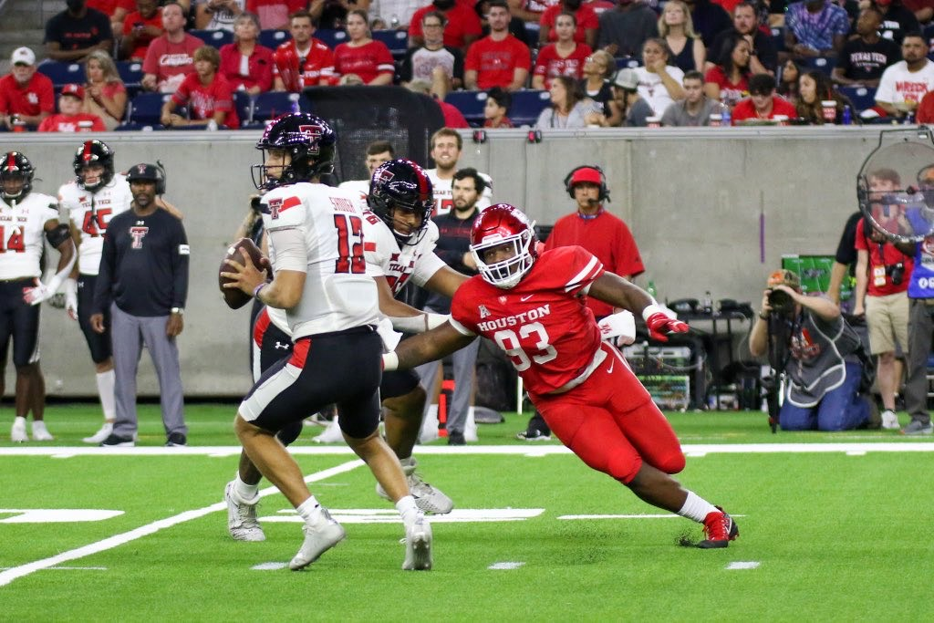 Ups and Downs: UH runs out of gas in tough loss against Texas Tech