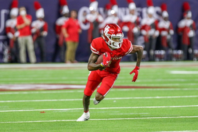 'This team believes in Clayton Tune': UH routs Rice to atone for 'aberration' loss