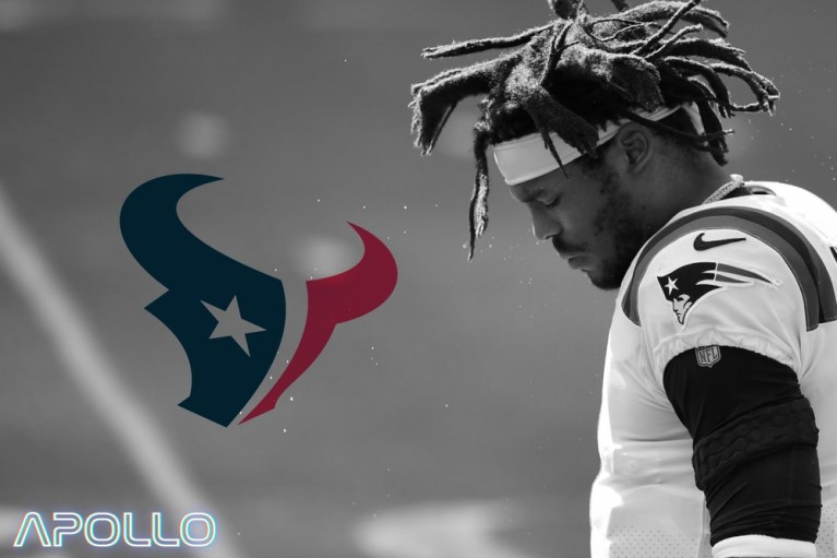 The Texans Should Sign Cam Newton