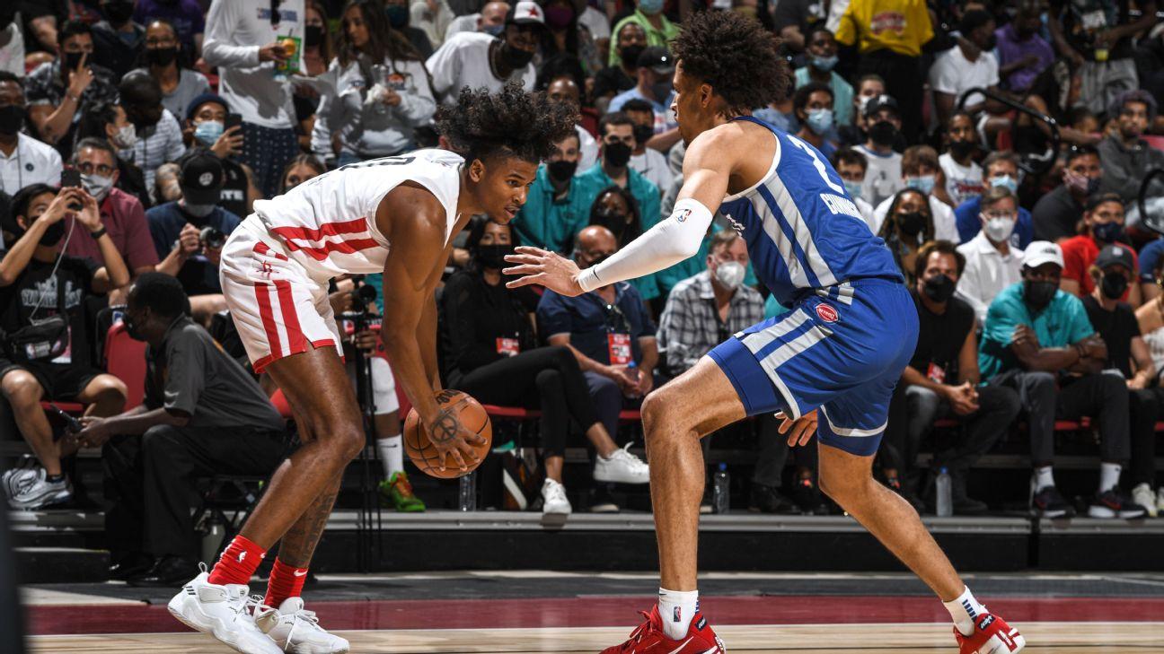 2021-22 Apollo Rockets Player Preview: Jalen Green