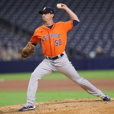 How the rest of the Astros bullpen could shake out