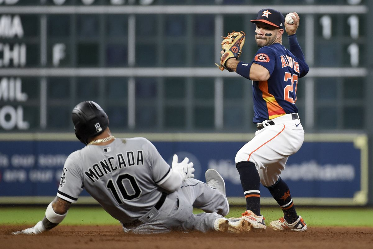 Astros vs White Sox – Comparing the lineups
