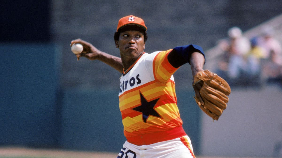J.R. Richard could have changed Astros, baseball history
