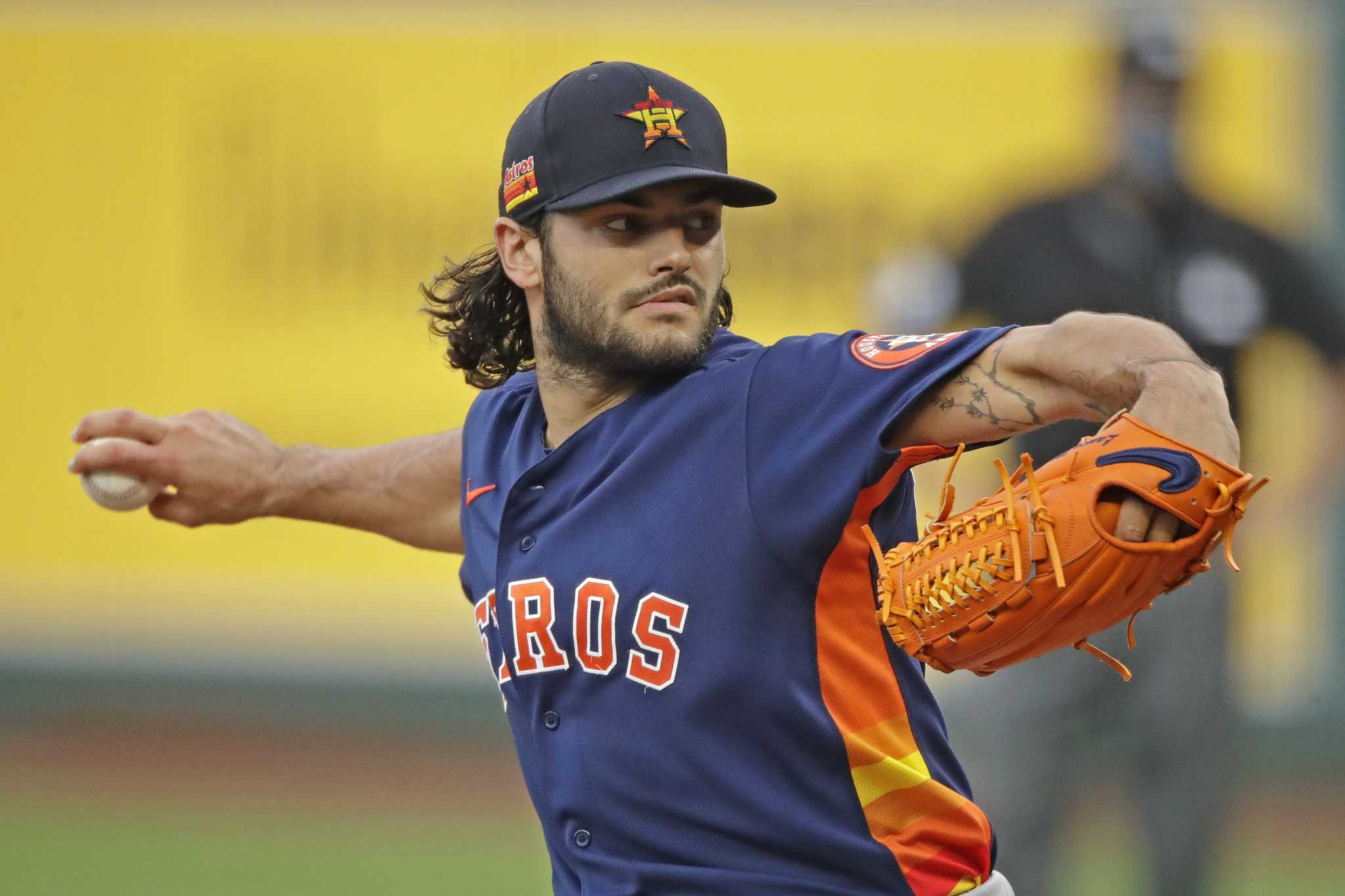How the Astros proceed without Lance McCullers