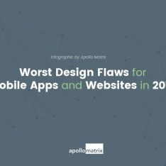 Worst Design Flaws for Mobile Apps and Websites in 2016