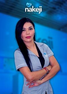 Dr. Karla Galaviz Vizcarra