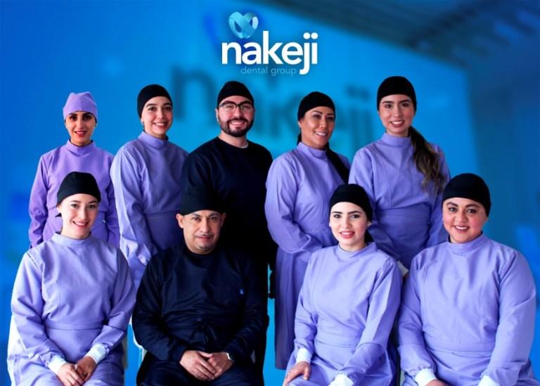 Team Photo, Nakeji Dental Group