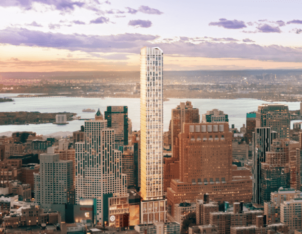 New Luxury Residential Skyscraper Cements Title As Tallest Building In Downtown Brooklyn New York Multifamilybiz Com