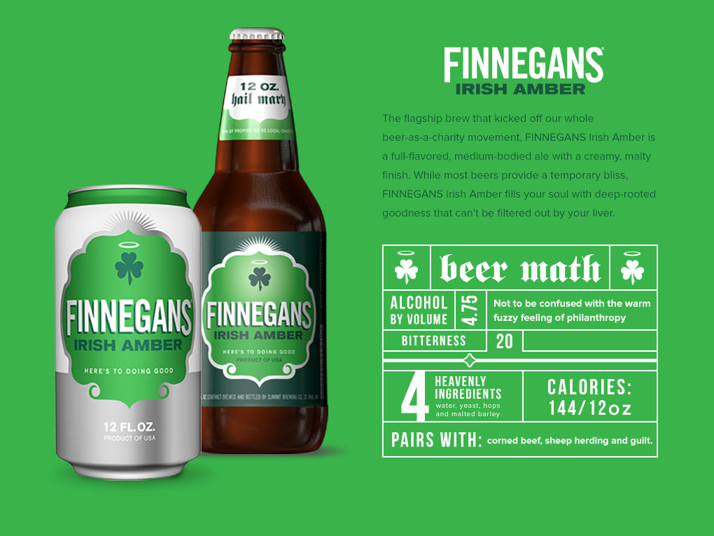 Finnegans Beer