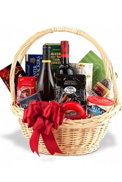 Custom Gift Baskets at Apollo
