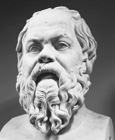 When Jesus Meets Socrates