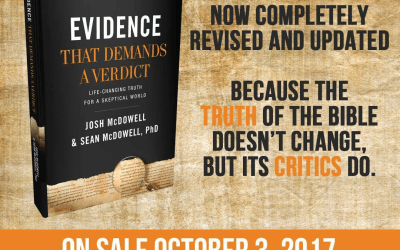 Book Review: Evidence That Demands A Verdict (Revised and Updated)