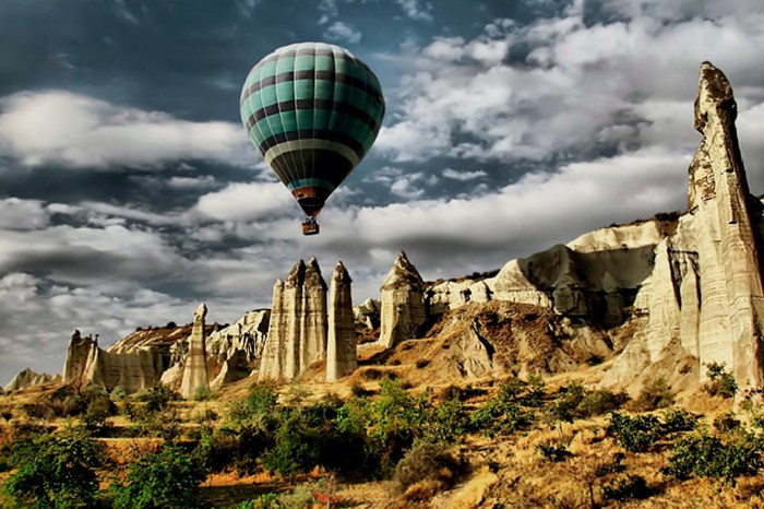 1 Night 2 Days Cappadocia Tour from Istanbul – by Plane