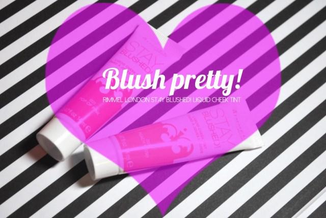 Blush title
