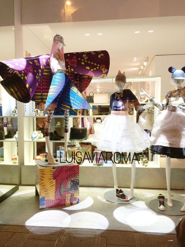 Luisa Roma Storefront