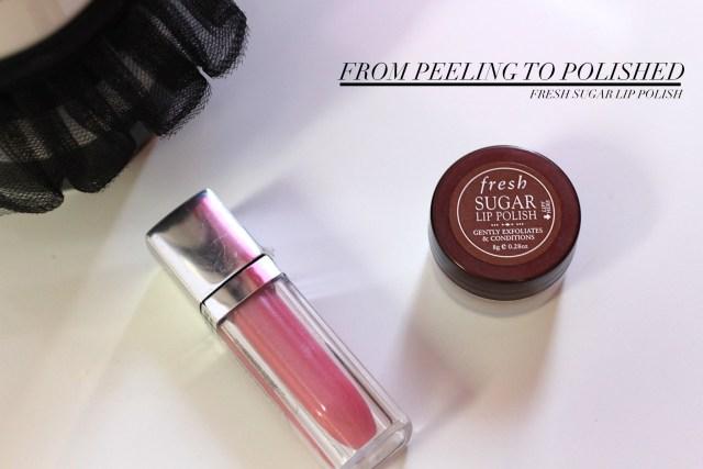 Lip Fresh Polish Sugar Beauty