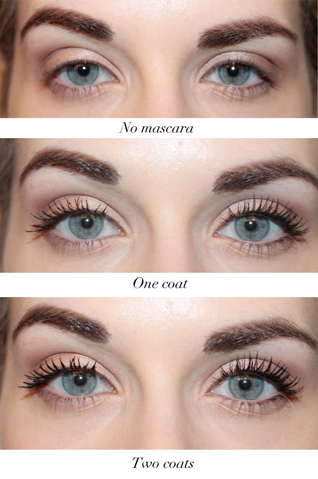 5477731d2d8 Lashes look so long and dark that I don't really recommend using this on  your bottom lashes as it's quite harsh. I like softer lower lashes, but  that's just ...