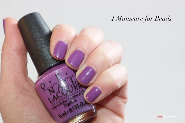 I Manicure for Beads