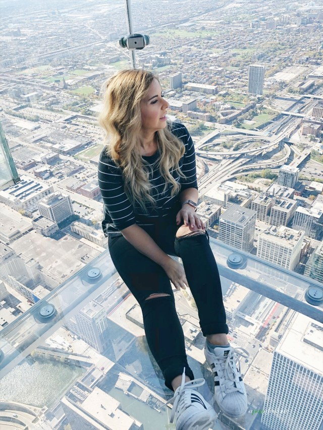 The Ledge at SkyDeck, Willis Tower Chicago