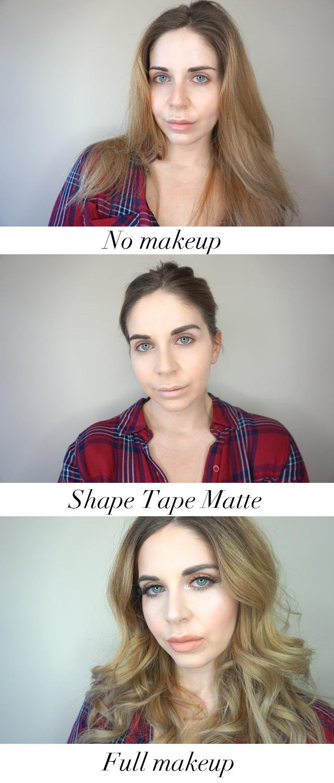 Tarte Shape Tape Matte foundation