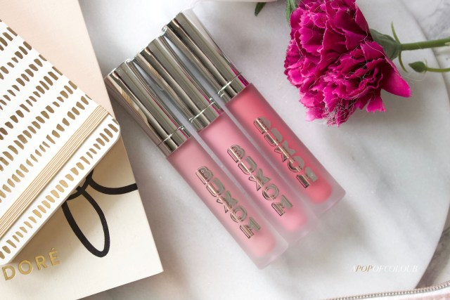 Buxom Wanderlust Full-On Plumping Lip Gloss Creams