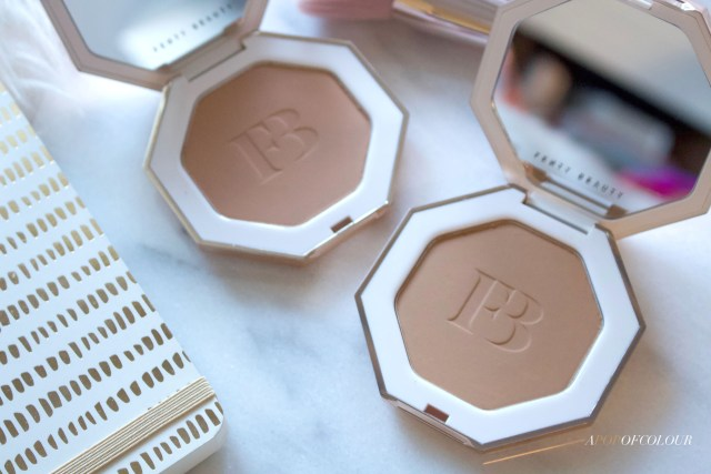 Fenty Beauty Sun Stalk'r Bronzers in Private Island and Shade BIZ