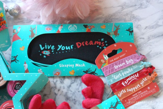 The Body Shop Live Your Dreams Sleeping Mask