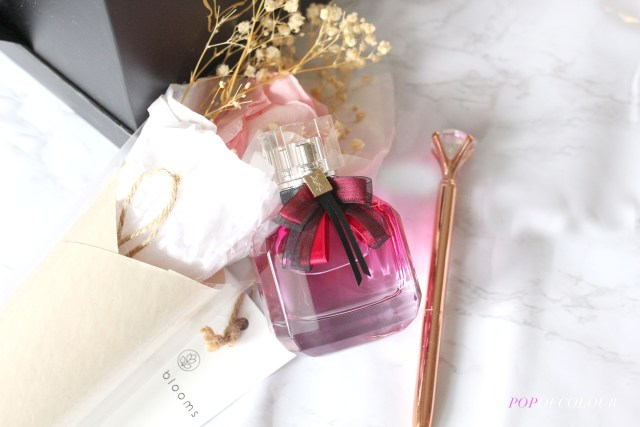 YSL Mon Paris Intensement perfume