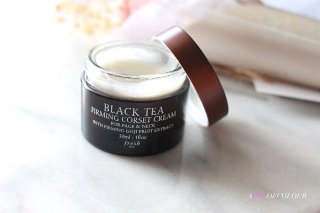 FreshBlack Tea Corset Cream Firming Moisturizer