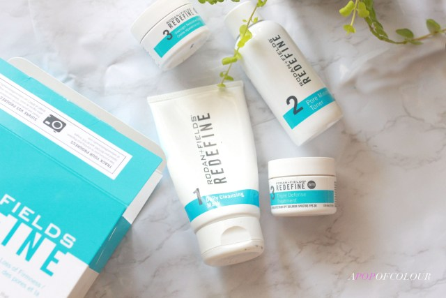 Rodan + Fields Redefine Regime