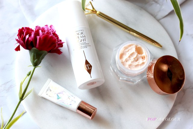 Three new skincare products from Charlotte Tilbury