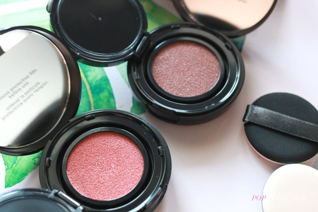 Avon fmg Colors of Love Cushion blushes