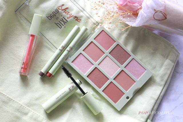 Pixi Beauty summer makeup