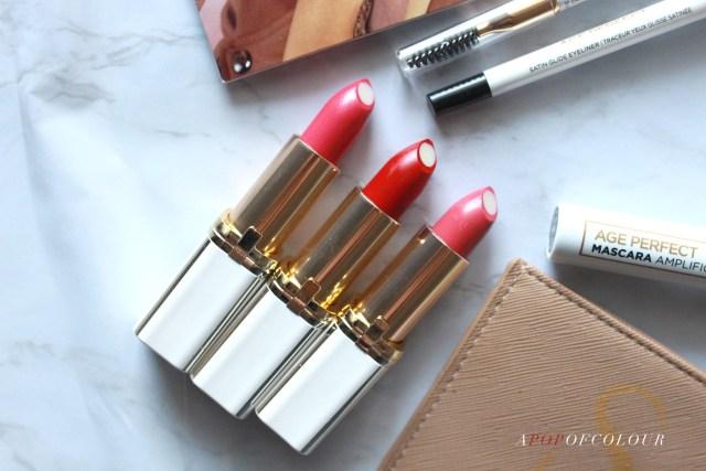 L'Oreal Paris Age Perfect Flattering Lipstick