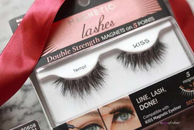 Kiss Magnetic lashes and liner