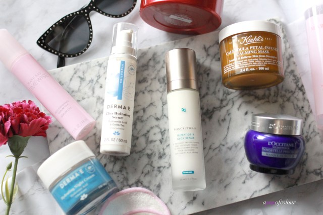 Skincare to try in November 2020 from Mary Kay, L'Occitane, Skinceuticals, Kiehl's, Derma E