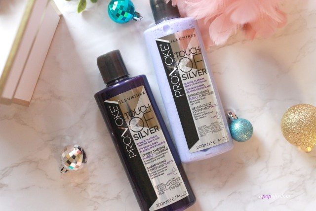 Provoke Touch of Silver Strengthening Shampoo and Conditioner