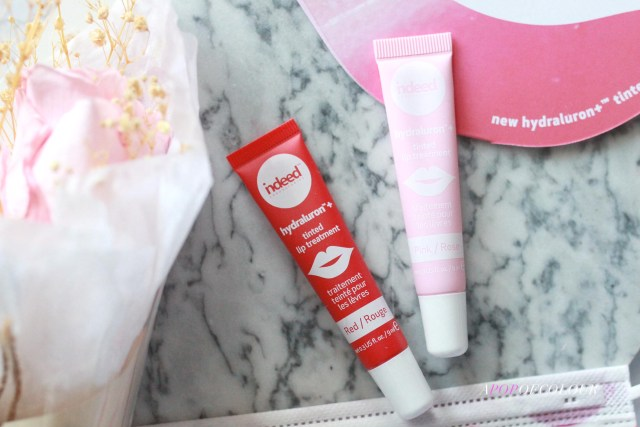 Indeed Hydraluron+ Tinted Lip Treatment